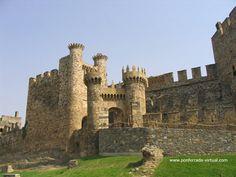 Castillo de los Templarios (Ponferrada)