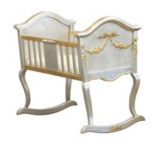 Gold And Platinum Cradle By AFK