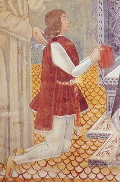 TOMMASO CAGNOLA,   Oratorio di S. Maria di Campagna (Madonna di Campagna), Garbagna Novarese, 1480 c. - Andrea Carloni's Archive