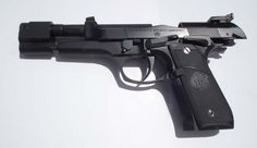 Beretta 96 Combat pistol Save those thumbs & bucks w/ free shipping on this magloader I purchased mine http://www.amazon.com/shops/raeind No more leaving the last round out because it is too hard to get in. And you will load them faster and easier, to maximize your shooting enjoyment.