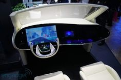 Panasonic Cockpit digital dash 3