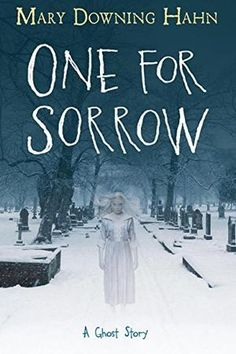 Hahn's latest middle-grade ghost story brings the supernatural to the 1918 Spanish influenza pandemic with all the disturbing force readers have come to love and dread.