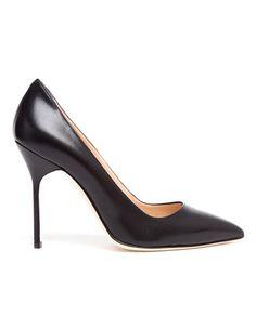 Heels by Manolo Blahnik at Browns Fashion