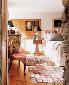 australian outback - bedroom