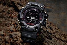 卡西欧的太阳能 GPS 手表是野外求生的好伙伴