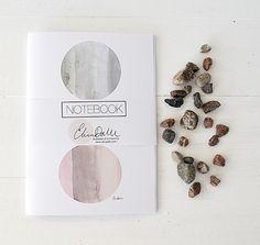 Notebooks, Elina Dahl. shop.elinadahl.com