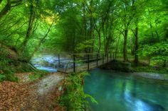 Photograph Green paradise 1 by Boris Frkovic on 500px; Zeleni Vir, Kupa, Gorski Kotar