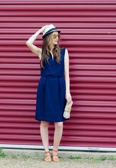 What to Wear in August: 31 August Outfit Ideas : Lucky Magazine