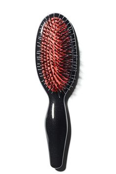 As much as we would all love to have a Mason Pearson (since every hairstylist and their brother raves about them) for creating silky strands, we don't have an extra $100 lying around to drop on a hairbrush. Fortunately, you don't have to: This little detangler from Sonia Kashuk is the next best thing to the pricy brush, delivering the lush, gorgeous mane you crave at a fraction of the cost.