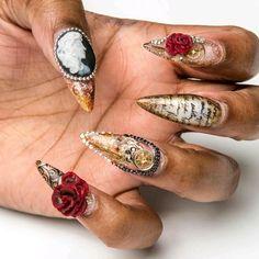 Qaren nails