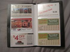 Coupons & Reward Cards Storage Card Storage, Home Organization, Helpful Hints, Coupons, Bullet Journal, Scrapbook, My Style, Diy Ideas, Cards