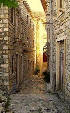 Ulcinj old town, Montenegro