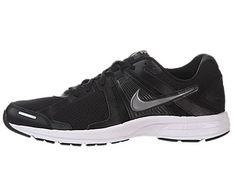 c0d280679c87 Nike Dart 10 - Black   Metallic Cool Grey-Anthracite-White