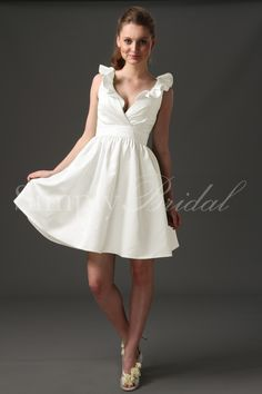 For those brides of mine looking for a white dress for bach parties, bridal showers, or rehearsal dinners!