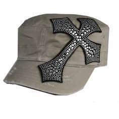 Beautiful cross hat~*  $29.50