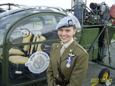British Army Air Corps.