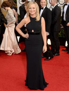 Amy Poehler at the 2014 Golden Globes