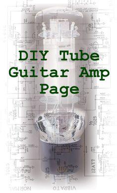 DIY Tube Guitar Amp Page