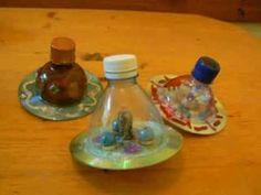 bottle tops- fill in dreidel Hanukkah Crafts, Hanukkah Candles, Jewish Crafts, Hanukkah Decorations, Hanukkah Menorah, Happy Hanukkah, Hannukah, Holiday Crafts, Projects For Kids