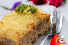 Resep Makaroni Schotel, Menu Vegetarian Sehari-Hari, Club Masak