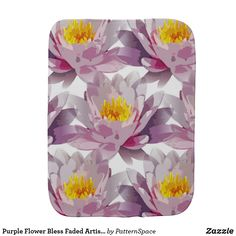 Keep your shoulder clean while burping your child thanks to Zazzle's Pattern burp cloths. Baby Shower Gifts, Baby Gifts, Baby Burp Cloths, Baby Patterns, Baby Accessories, Purple Flowers, Soft Fabrics, Your Child, Cute