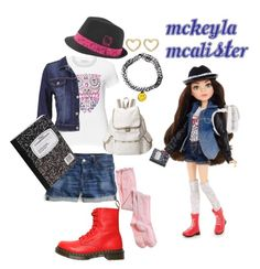 """Mckeyla Mcalister"" by grace-buerklin ❤ liked on Polyvore featuring Open End, maurices, J.Crew, Aerie, Dr. Martens, Hello Kitty, LeSportsac, Marc by Marc Jacobs and projectmc2"