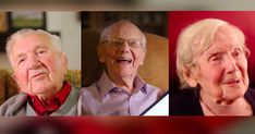Inspiring 100 year olds share life lessons on love, loss and regret Mans Best Friend, Best Friends, Growing Old Together, Regrets, Old Women, Our Life, Year Old, Life Lessons, Einstein