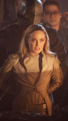 Legends of Tomorrow - 1x06 Sara Lance / White Canary HQ