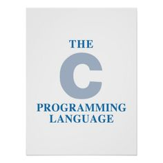 The C Programming Language is a well-known computer programming book written by Brian Kernighan and Dennis Ritchie.