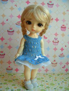 Лето пришло! Lati Yellow Benny / Одежда, обувь, аксессуары для шарнирных кукол БЖД, BJD / Бэйбики. Куклы фото. Одежда для кукол