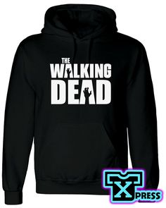 Sudadera CON GORRA THE WALKING DEAD, Dama CABALLERO
