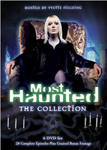 Most Haunted (2002 - eternity) (Ghost hunters and ghost taunters with a side of history.)