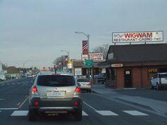 Fernley, Nevada - November 16, 2007