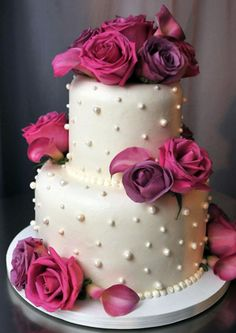 sweet lady jane cake for albertson wedding chapel