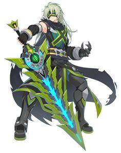 Grand Chase for kakao Zero Fantasy Character Design, Character Creation, Character Concept, Character Inspiration, Character Art, Concept Art, Fantasy Characters, Anime Characters, Ancient Demons