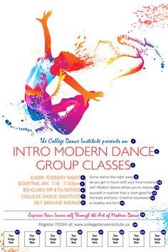 Le Movement Et Les Couleurs Ajoute Une Vie Difficile A Capturer Dance PostersModern