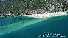 A Terceira Dimensão - Fotografia Aérea: Praia da Figueirinha