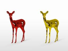 """Paco Raphael crosses the line between art and design and aligns artwork with industrial production. More than focusing only on his """"canvas on the wall"""" the Dutch designer pushes art into the three-… 3d Printing Technology, 3d Design, Deer, Canvas, Disney Characters, Artwork, Prints, Animals, Crosses"""