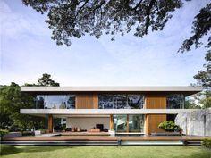 Soigneusement conçue avec une architecture moderne et inspirée par la nature...