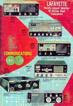 1966 Lafayette Radio Electronics Catalog