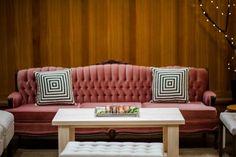 Furniture Rentals: Bash Specialty / Photography: Erin Wallis Photography / Flowers: Verbena Floral Design