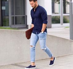 Smart casual http://www.99wtf.net/young-style/urban-style/mens-ideas-dress-casually-fashion-2016/
