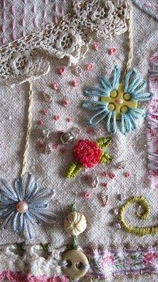rebecca ringquist - embroidery