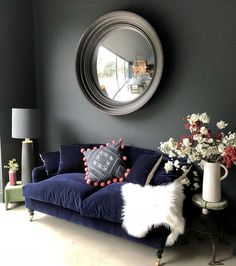 May 5 Velvet Sofas. More than just a trend 2019 Velvet Sofa inspo. The post May 5 Velvet Sofas. More than just a trend 2019 appeared first on Sofa ideas. Cheap Living Room Furniture, Living Room Sofa, Snug Room, Home Decor, Velvet Sofa Living Room, Living Decor, Sofa Decor, Living Room Designs, 1960s Living Room