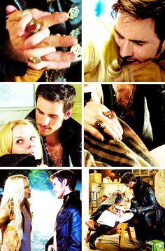 Captain Swan in White Out 4x02 #ouat