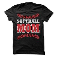 Softball Mom T Shirts, Hoodies. Check price ==► https://www.sunfrog.com/Sports/Softball-Mom-T-Shirt-52830268-Guys.html?41382