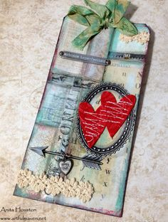 The Artful Maven Haven: 12 Tags of 2015 - February