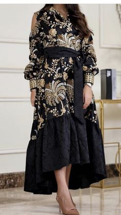 Abaya Fashion, Fashion Dresses, Cute Dresses For Party, Kaftan, Ali, Kimono Top, Boutique, Blouse, Casual