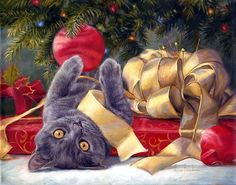 10 images ou gifs de Noël #1 - Frawsy
