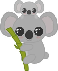 DD Koala (Kawaii) by amis0129